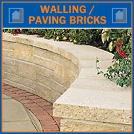 Walling Blocks & Paving Bricks