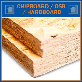 Chipboard, OSB & Hardboard