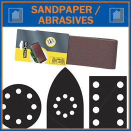 Sandpaper / Abrasives
